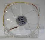Кулер корпусной Merlion 9025 DC sleeve fan 2pin- 92*92*25мм, 1300об/мин