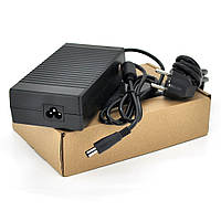 Блок питания MERLION для ноутбука DELL 19.5V 9.5A (185 Вт) штекер 7.4*5.0 мм, длина 0,9м + кабель питания