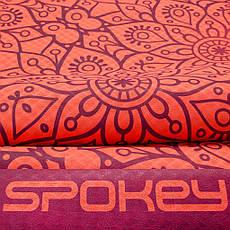 Коврик (каремат) для йоги и фитнеса Spokey Mandala 926051 (original), спортивный коврик, мат, фото 2