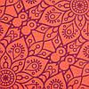 Коврик (каремат) для йоги и фитнеса Spokey Mandala 926051 (original), спортивный коврик, мат, фото 3
