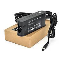 Блок питания MERLION для ноутбука DELL 19.5V 4.62А (90 Вт) штекер 7.4*5.0 мм, длина 0,9м + кабель питания