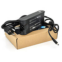 Блок питания MERLION для ноутбука DELL 19.5V 3.34A (65 Вт) штекер 4.5*3.0 мм, длина 0,9м + кабель питания