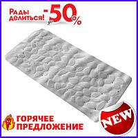 Коврик в ванную комнату Bathlux Hojas 40245 антискользящий резиновый 36х75 см TOP_11-132560