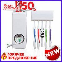 Диспенсер для зубной пасты и держатель зубных щеток TOP_11-187093