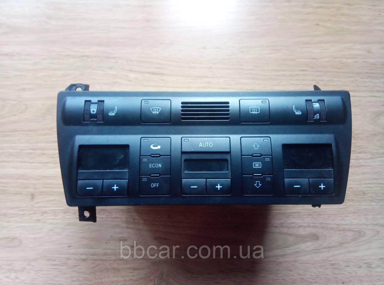 Блок управління клімат контролем Audi A6 C5 Hella 4B0 820 043 Q , 5HB 007 604-13