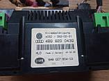 Блок управління клімат контролем Audi A6 C5 Hella 4B0 820 043 Q , 5HB 007 604-13, фото 5