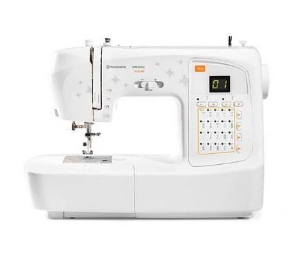 Швейная машинка электромеханическая Husqvarna Viking 100Q