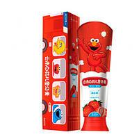 Набір зубних паст для дітей 3-6 років з полуничним смаком, 60гр