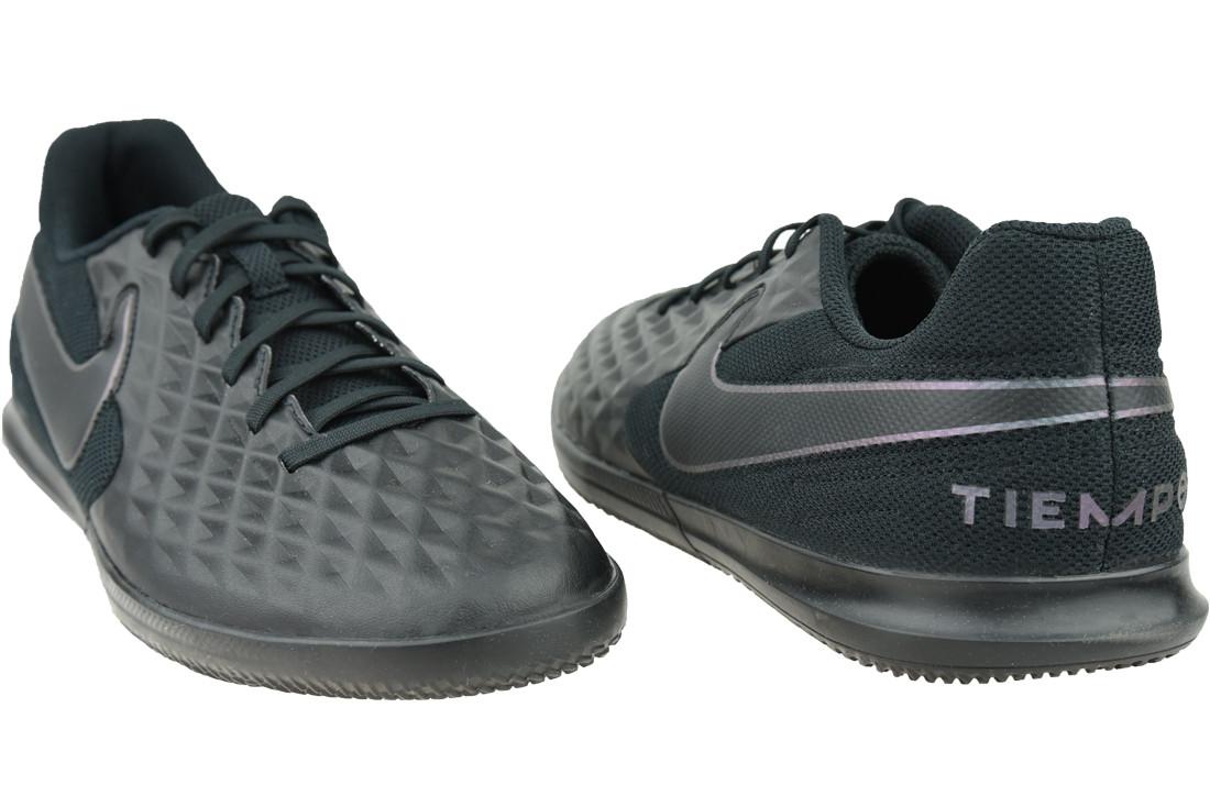 Детская футбольная обувь (футзалки) Nike Tiempo Legend 8 Club Ic Jr