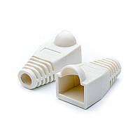 Колпачок изолирующий RJ-45 White (100 шт/уп.) Q100