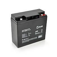 Аккумуляторная батарея EUROPOWER AGM EP12-20M5 12 V 20Ah ( 181 x 76 x  166 (168) )  Black Q4