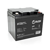 Аккумуляторная батарея EUROPOWER AGM EP12-40M6 12 V 40Ah ( 210 x 175 x  196 Black Q1