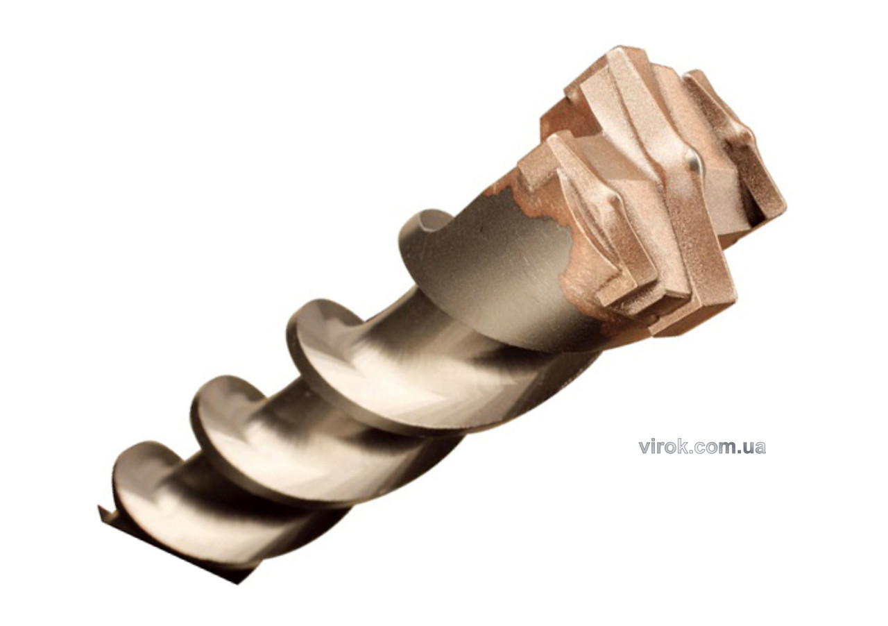 Свердло по бетону (Бур) SDS Max USH ULTIMAX з 6 різальними пругами 38 х 340 мм