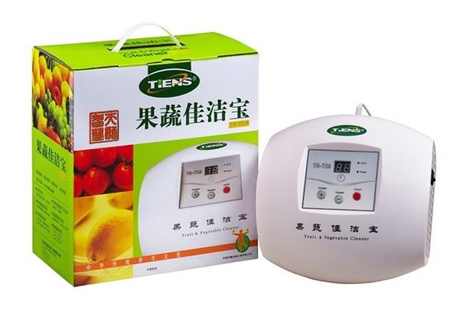 Очиститель овощей и фруктов - озонатор Тяньши