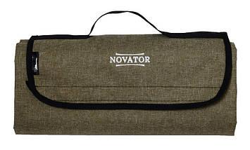 Коврик для кемпинга Novator Picnic Brown 200х150 см, фото 3
