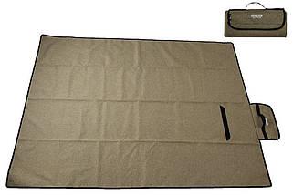 Коврик для кемпинга Novator Picnic Brown 200х150 см, фото 2