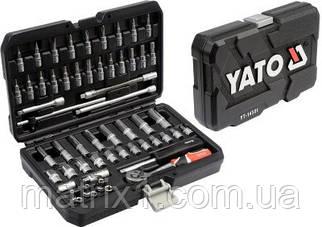 Набор инструмента YATO 56 предметов