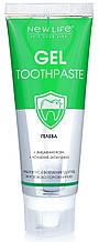 Зубная паста Гелевая Новая жизнь