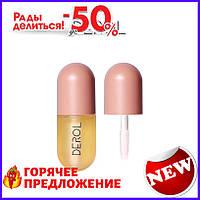 Увлажняющий пухлый блеск для губ Derol TOP_11-278548