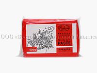 Мастика - цукрова паста для обтягування Criamo - Червона - 500 г