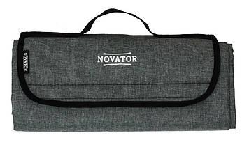 Коврик для кемпинга Novator Picnic Grey 200х150 см, фото 3