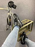 Женские кроссовки в стиле Jordan 1 Retro High Dior черные, фото 10