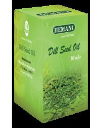 100% Натуральное масло укропа Hemani 30 мл
