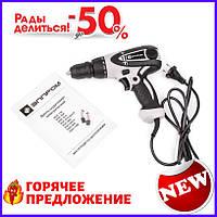 Шуруповерт сетевой Элпром ЭШС-810 Quick TOP_11-236021