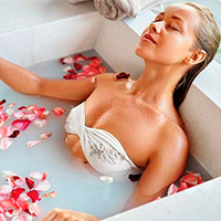 SPA, массаж и ароматерапия - масло и кремы для массажа, соль и пена для ванн