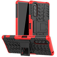 Чохол Armor Case для Sony Xperia 5 Red