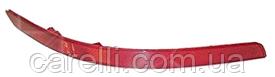 Отражатель в заднем бампере левый (катафот) для Kia Optima 2013-16
