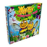 Настольная игра Strateg Жу Жу в цветущем саду 30201, КОД: 2439751