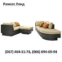 Набор модулей Стелла, мебель для бассейна, мебель для сауны, мебель для ресторана, для веранды
