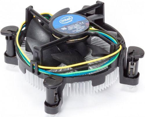 Система охлаждения BOX INTEL E97378-003 Socket 1150/1155/1156/1151 (Алюминий и медь), б/у
