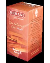 100% Натуральное масло сандалового дерева Hemani 30 мл
