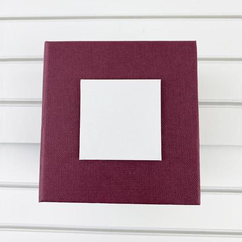 Коробочка без логотипа Bordo