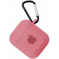 Чехол for AirPods Silicone case Pink 2000001088678, КОД: 1915922