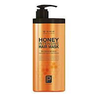 Интенсивная медовая маска Daeng Gi Meo Ri Honey Intensive Hair Mask для восстановления волос, 1000 мл