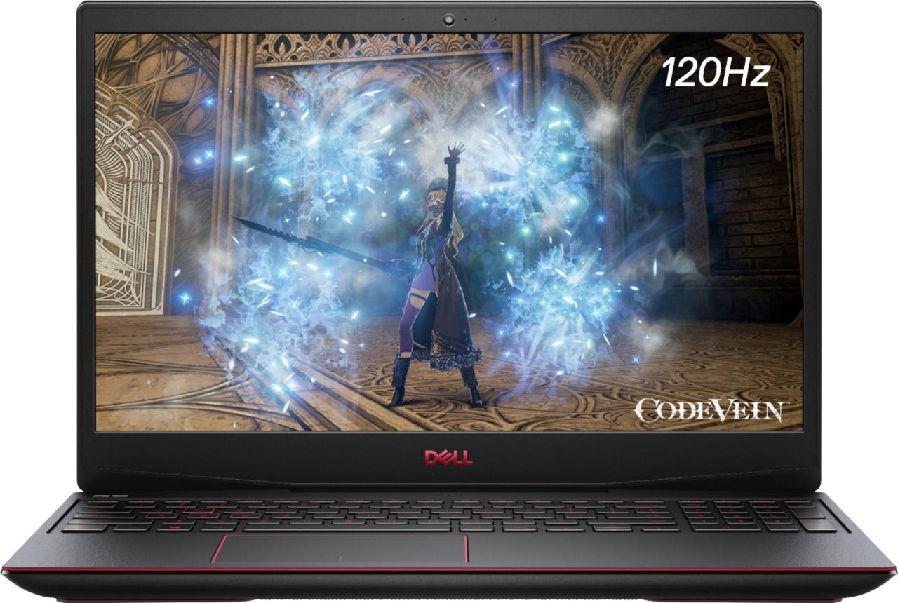 "Dell G3 3500-7722BLK GAMING Core™ i7-10750H 2.6GHz 512GB SSD 16GB 15.6"" (1920x1080)"