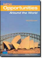 New Opportunities Around the World Video Activity Book /intermediate+ level/