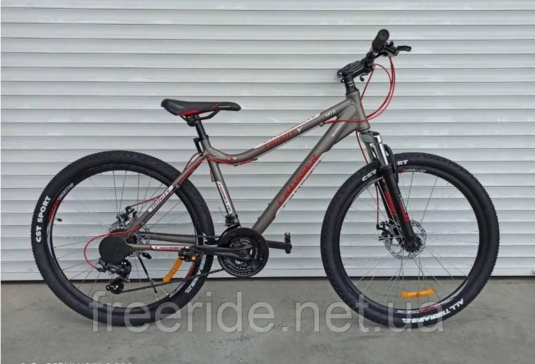 Подростковый велосипед Crosser Trinity 24 (15)