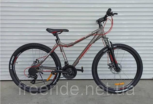 Подростковый велосипед Crosser Trinity 24 (15), фото 2