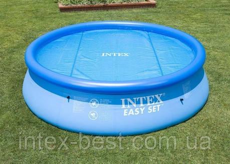 Покрытие термос для бассейнов Intex 59954 (Ф457 см), фото 2
