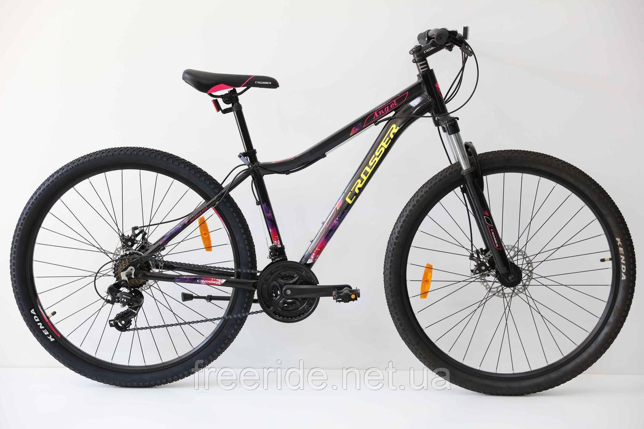 Горный велосипед Crosser Angel 26 (16.5)