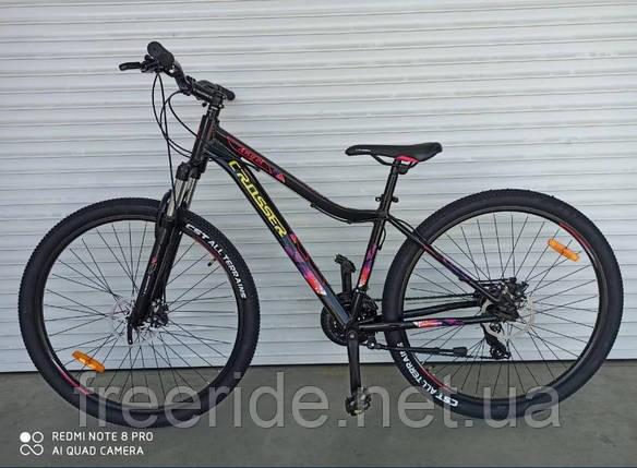 Горный велосипед Crosser Angel 26 (16.5), фото 2