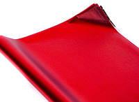 Бумага для упаковки подарков-Полисилк (красный)