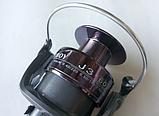 Карповая безынерционная катушка с бейтранером HIBOY 4000, фото 3