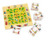 Настольная игра goki Найди дорогу 56944, КОД: 2438630