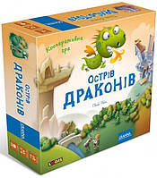 Настольная игра Granna Остров драконов 83200, КОД: 2439016