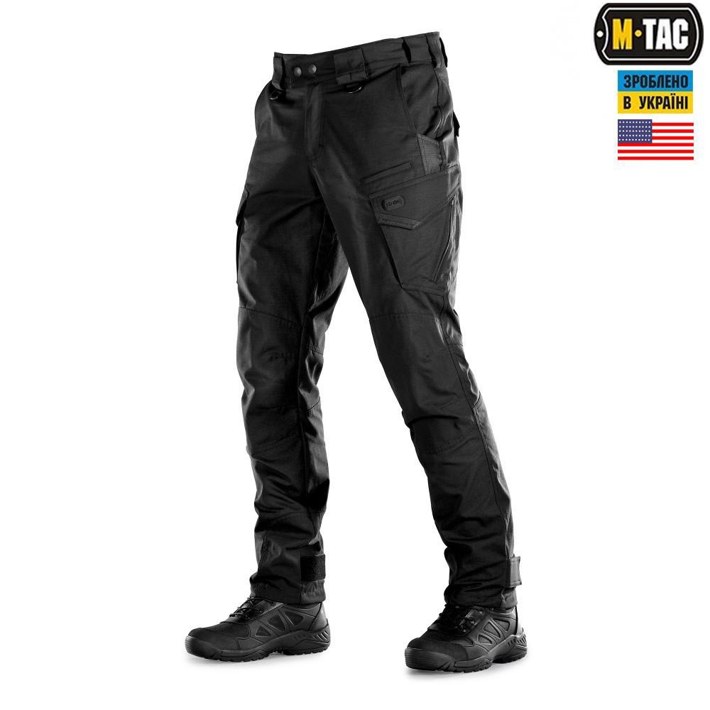 M-Tac брюки Aggressor Elite NYCO Blaсk